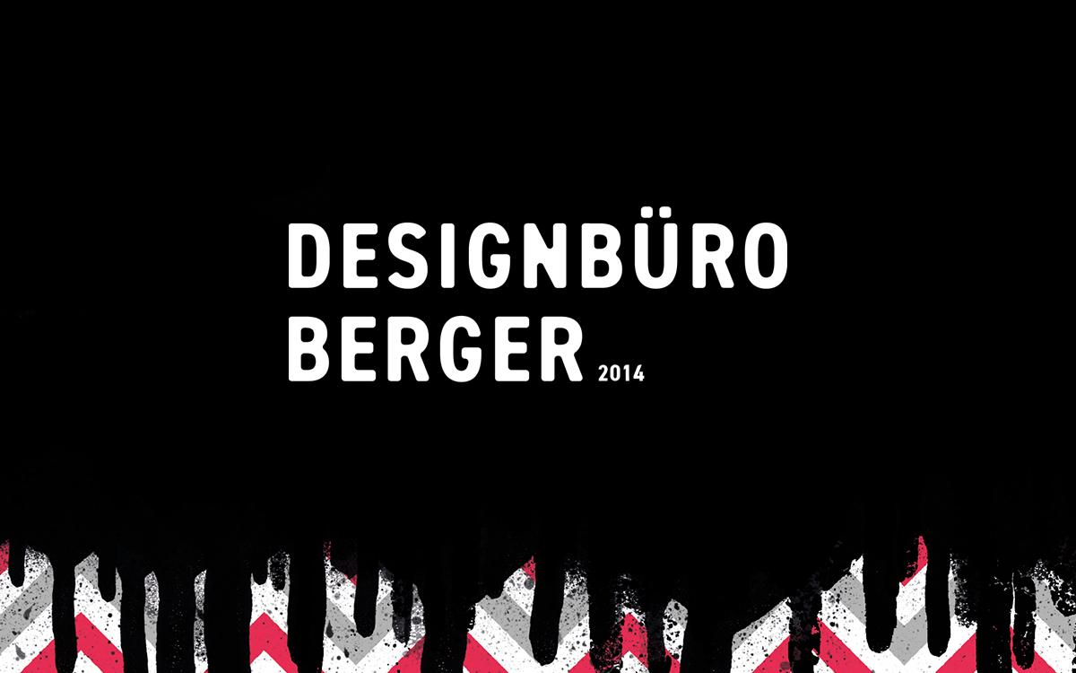 Logo, Designbüro Berger