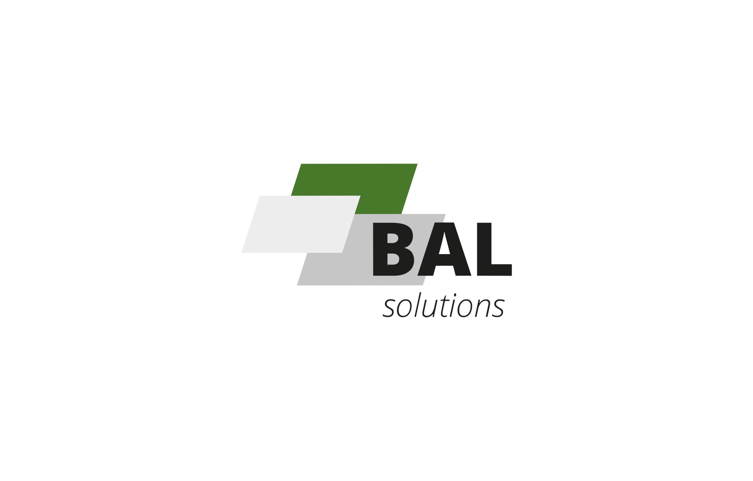 Logo & Internetpräsenz BAL solutions